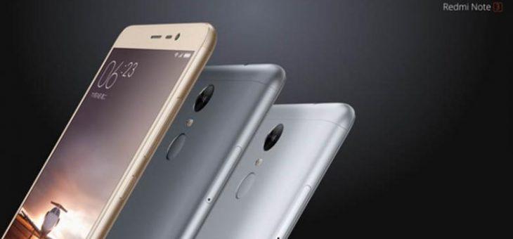 Xiaomi Redmi Note 3, un lecteur d'empreintes et plus d'endurance